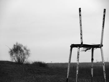 Historia de una silla oxidada. Capítulo 1.